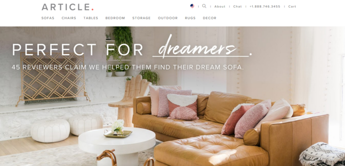 8 Online Furniture Stores That Allow You To Finance Your Purchase